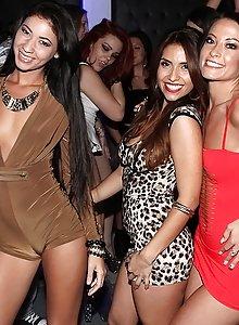 Wild fuckfest with Esmi Lee, Lexi Vex, Kelly Diamond Xxx and Isabella De Santos